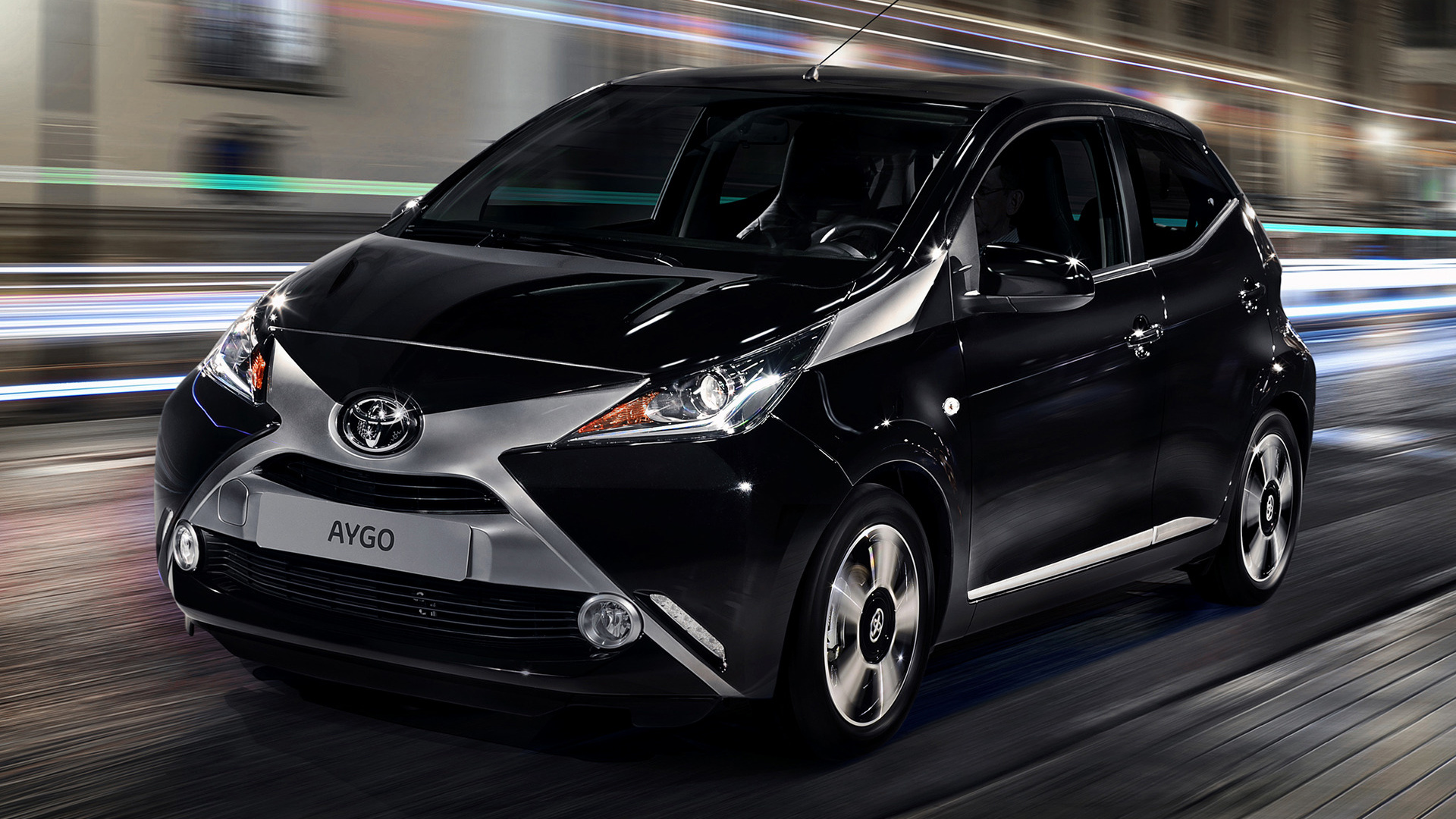 2014 Toyota Aygo x clusiv 5 door   Wallpapers and HD Images Car 1920x1080