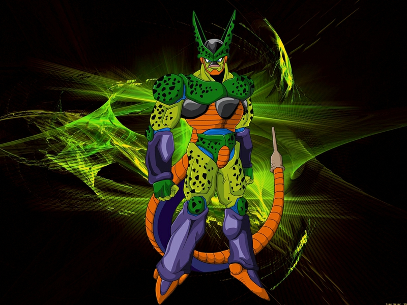 cell dragonballz Cell 2 Anime Dragonball HD Wallpaper 800x600