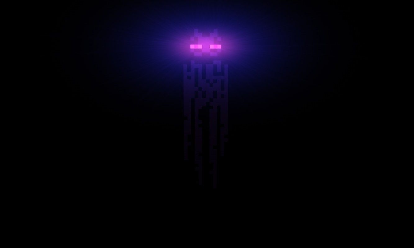 Minecraft Enderman Apple iPad mini Wi Fi Wallpaper download 1333x800
