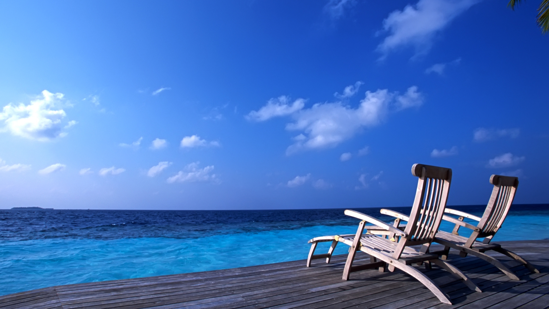 Beach Chair Desktop Wallpaper - WallpaperSafari