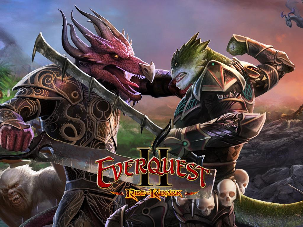 download EverQuest II Rise of Kunark Wallpapers Games 1024x768