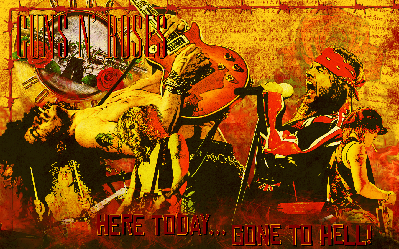 Guns N Roses Wallpapers Wallpapersafari