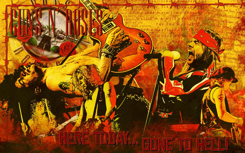 Guns N Roses Wallpaper D