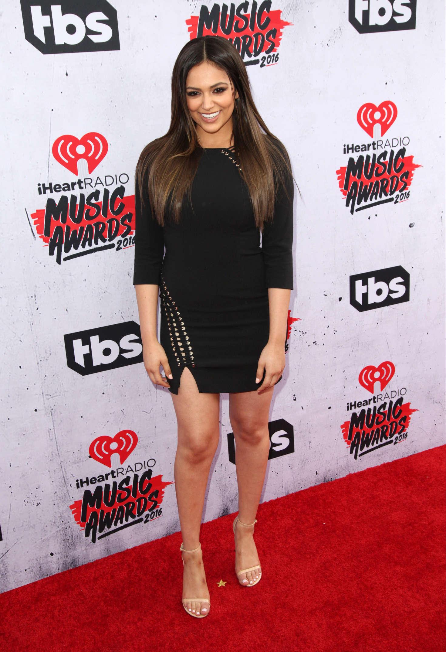 Bethany Mota iHeartRadio Music Awards 2016  01   GotCeleb 1470x2147