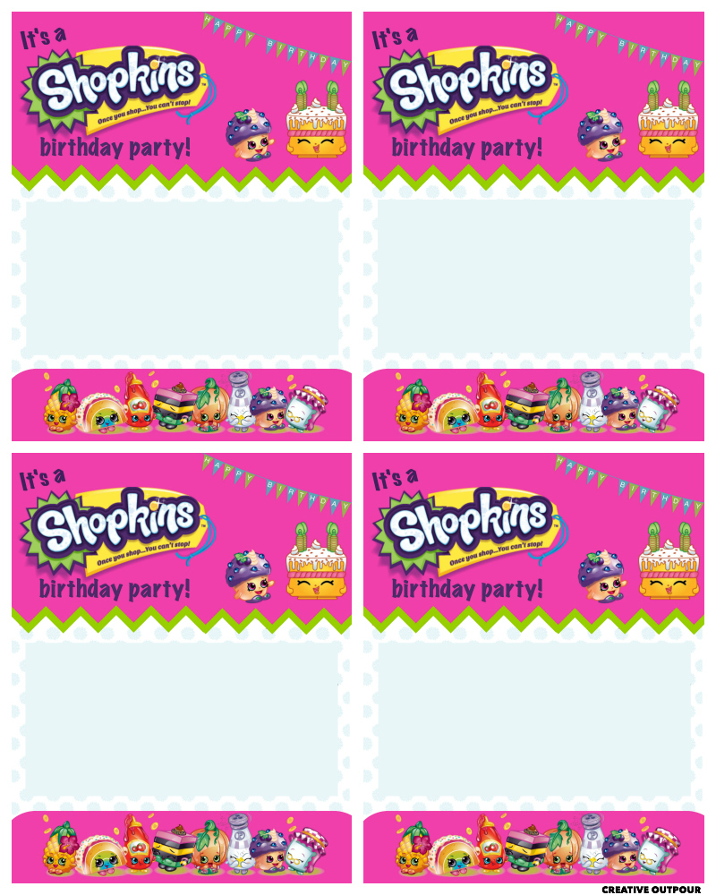 Printable Shopkins List Season 3. Shopkins Quotes Images 800x1000