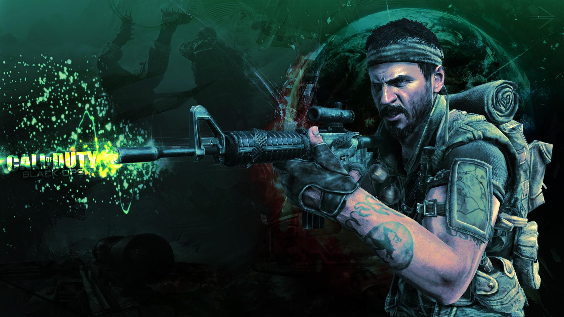 Duty Black Ops 1080p Wallpaper Call of Duty Black Ops 720p Wallpaper 1920x1080