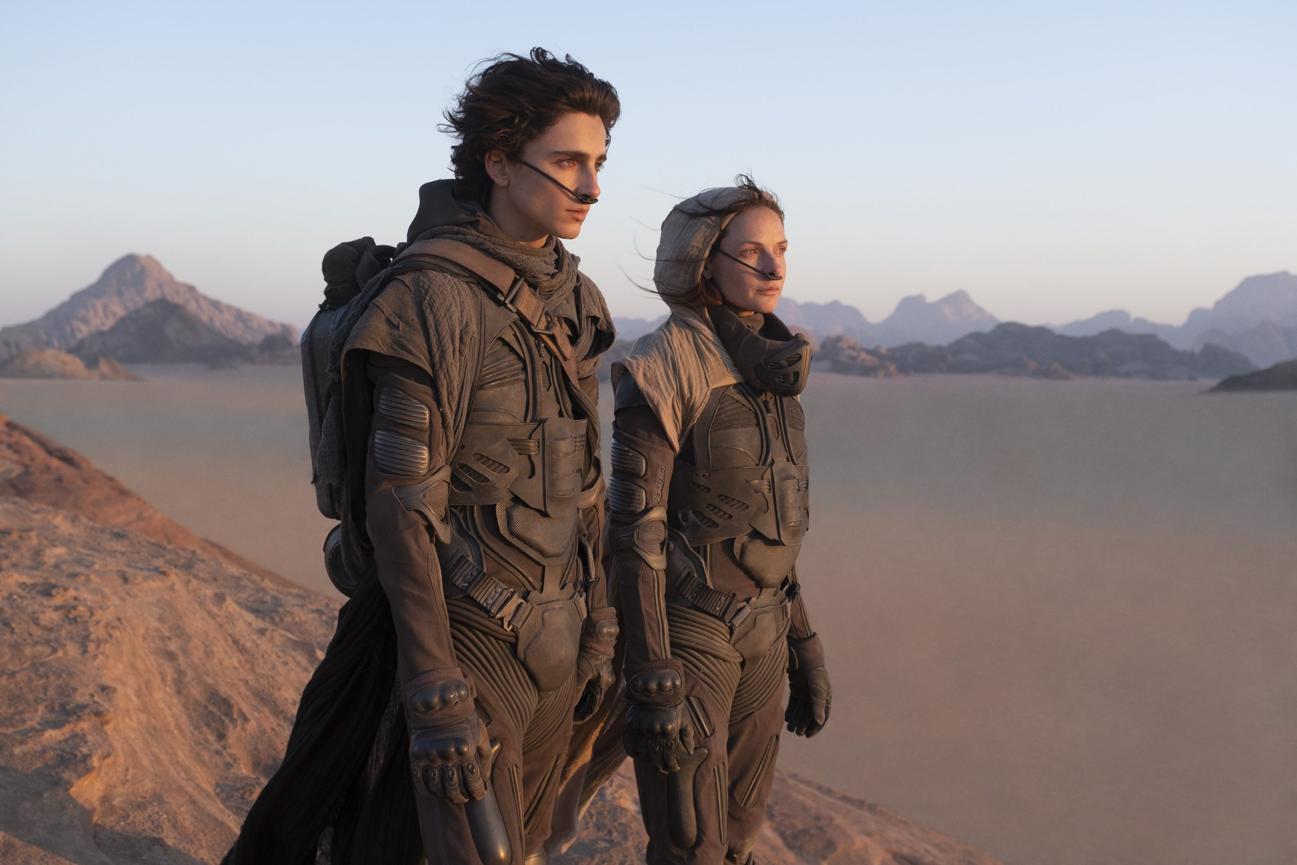 Enjoy These Dune Images in Glorious HD Especially Oscar Isaac 2560x1707