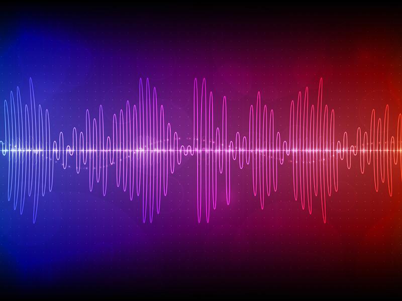 Sound Wave Desktop wallpapers Vladstudio 800x600