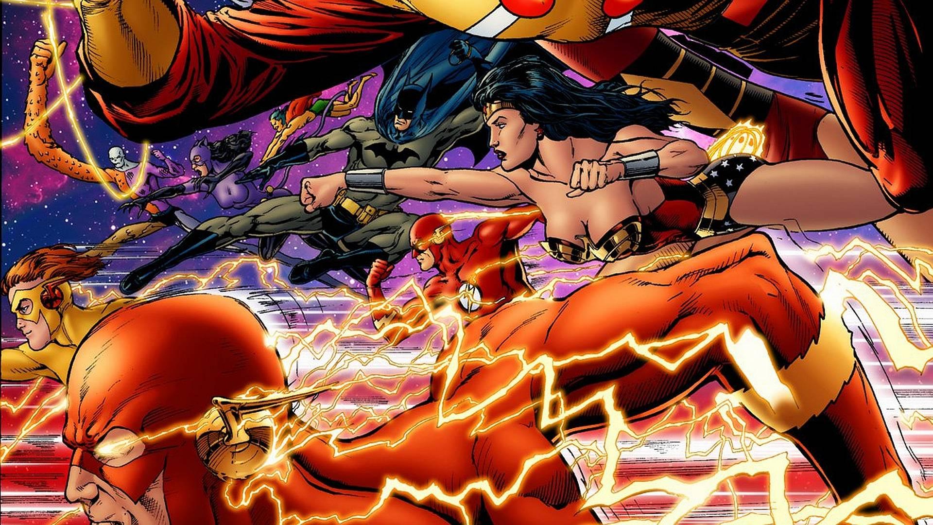 DC Comic Wallpapers 1920x1080