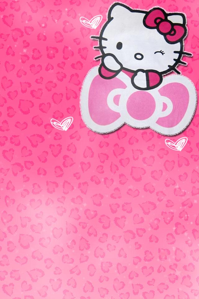 77 Cute Hello Kitty Backgrounds On Wallpapersafari