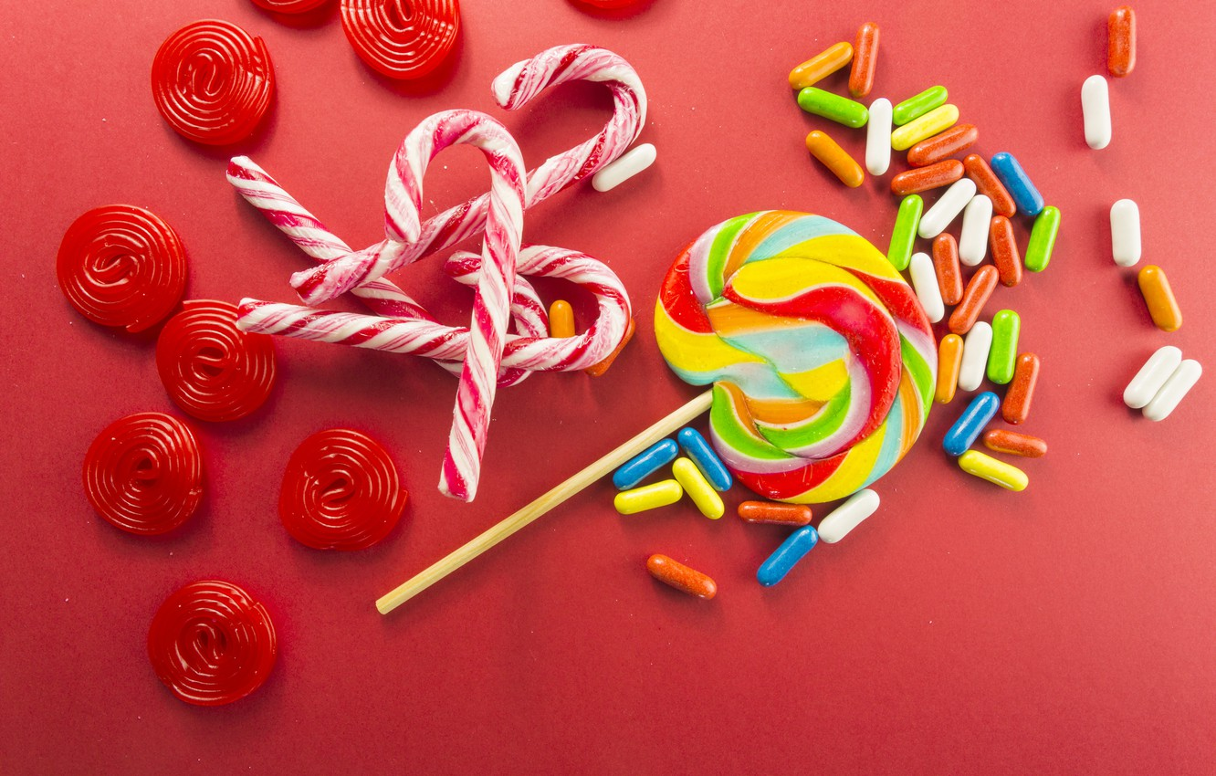 Wallpaper Candy Sweets Lollipops images for desktop section 1332x850