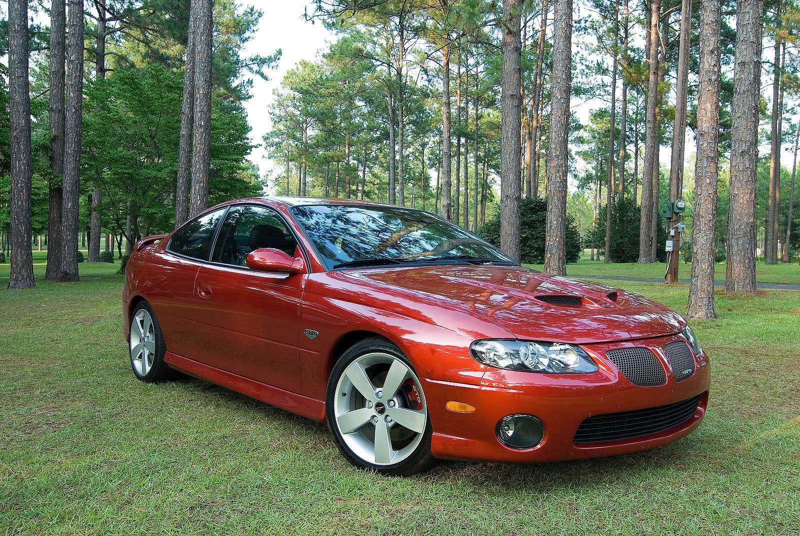 2006 Pontiac GTO   Pictures   CarGurus 1600x1071
