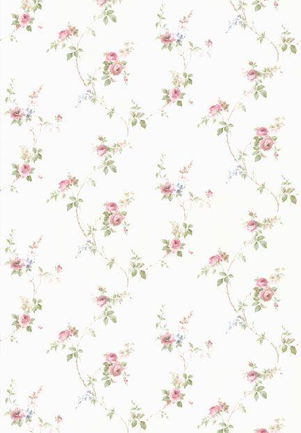 Sherwin Williams pink wallpaper Manufacturer 1st floor Bathro 432x621