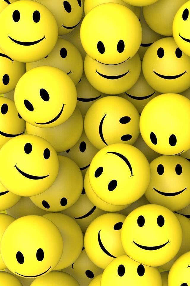 27 Wallpaper Of Smiley Faces On Wallpapersafari