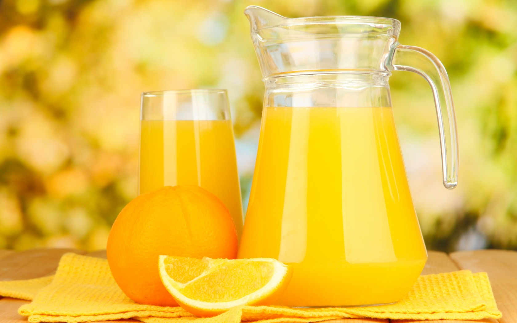 Fresh Orange Juice widescreen wallpaper Wide WallpapersNET 1680x1050