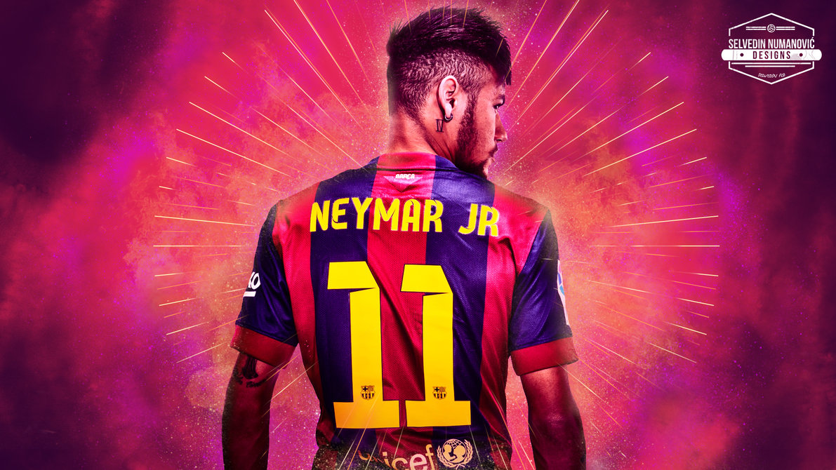 Neymar Jr HD wallpaper 2015 by SelvedinFCB 1191x670