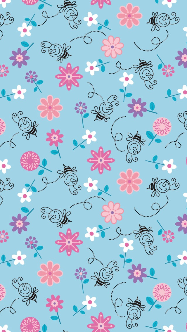 50 Iphone Wallpaper Girly On Wallpapersafari
