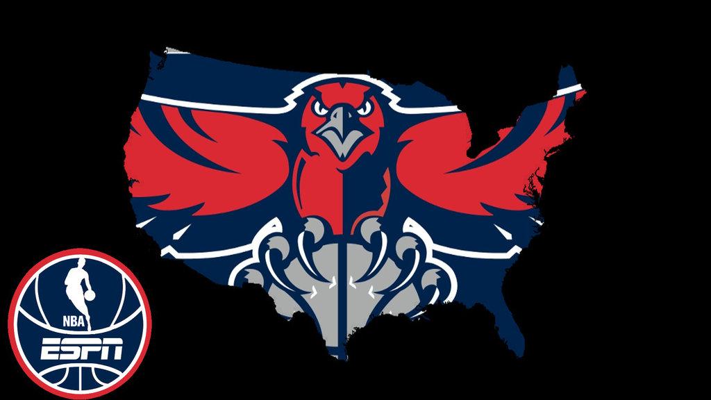 NBA USAAtlanta Hawks by DevilDog360 1024x576
