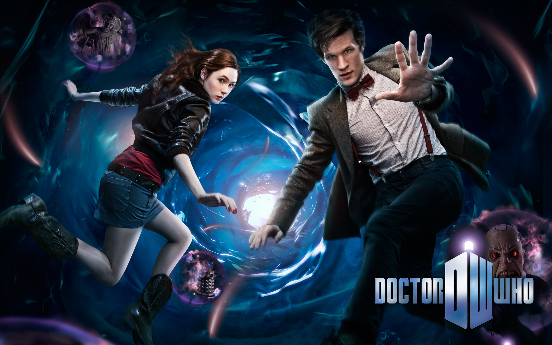 Doctor Who Wallpaper 1920x1200
