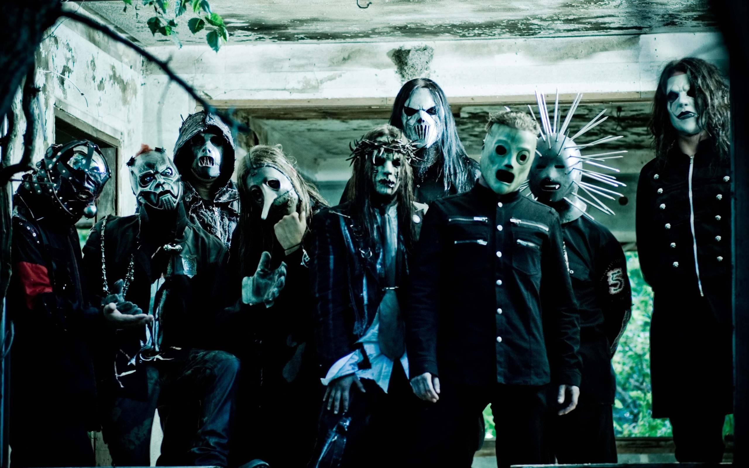Slipknot Wallpapers 2015 2560x1600