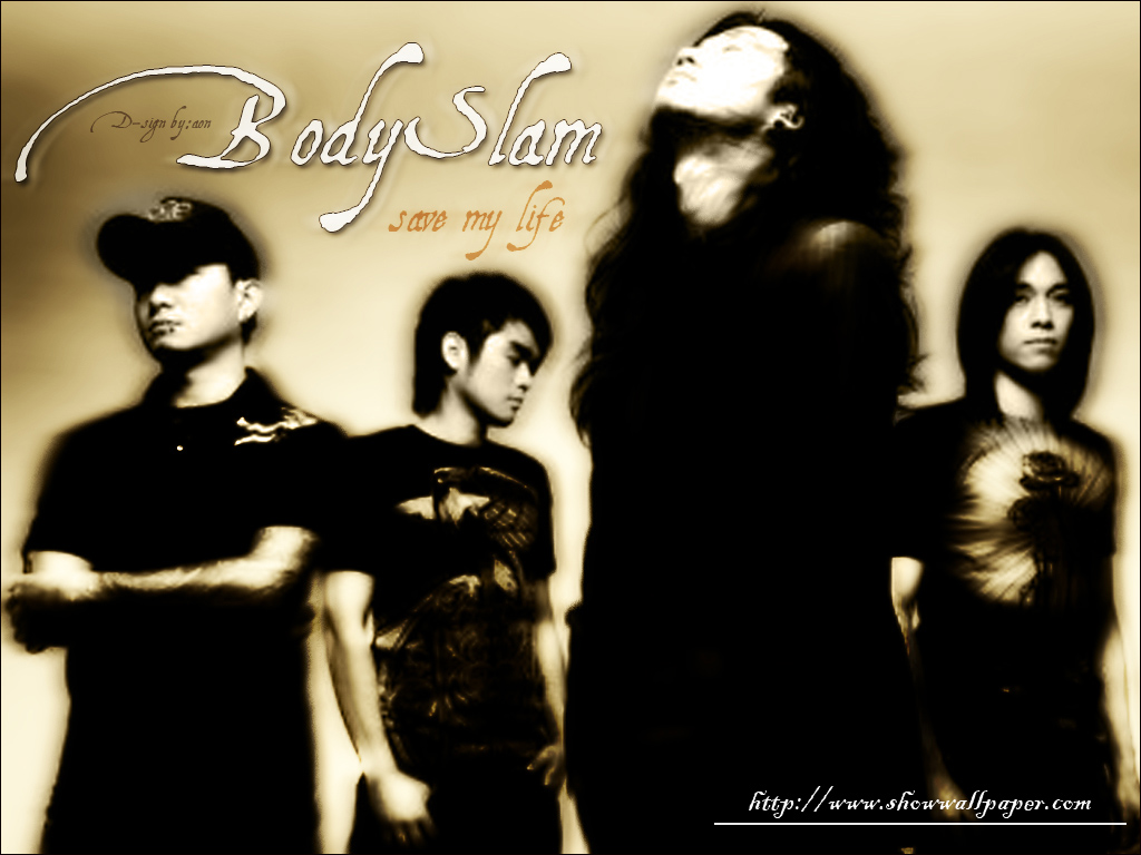bodyslam save my life Wallpaper by S H K F C 1024x768