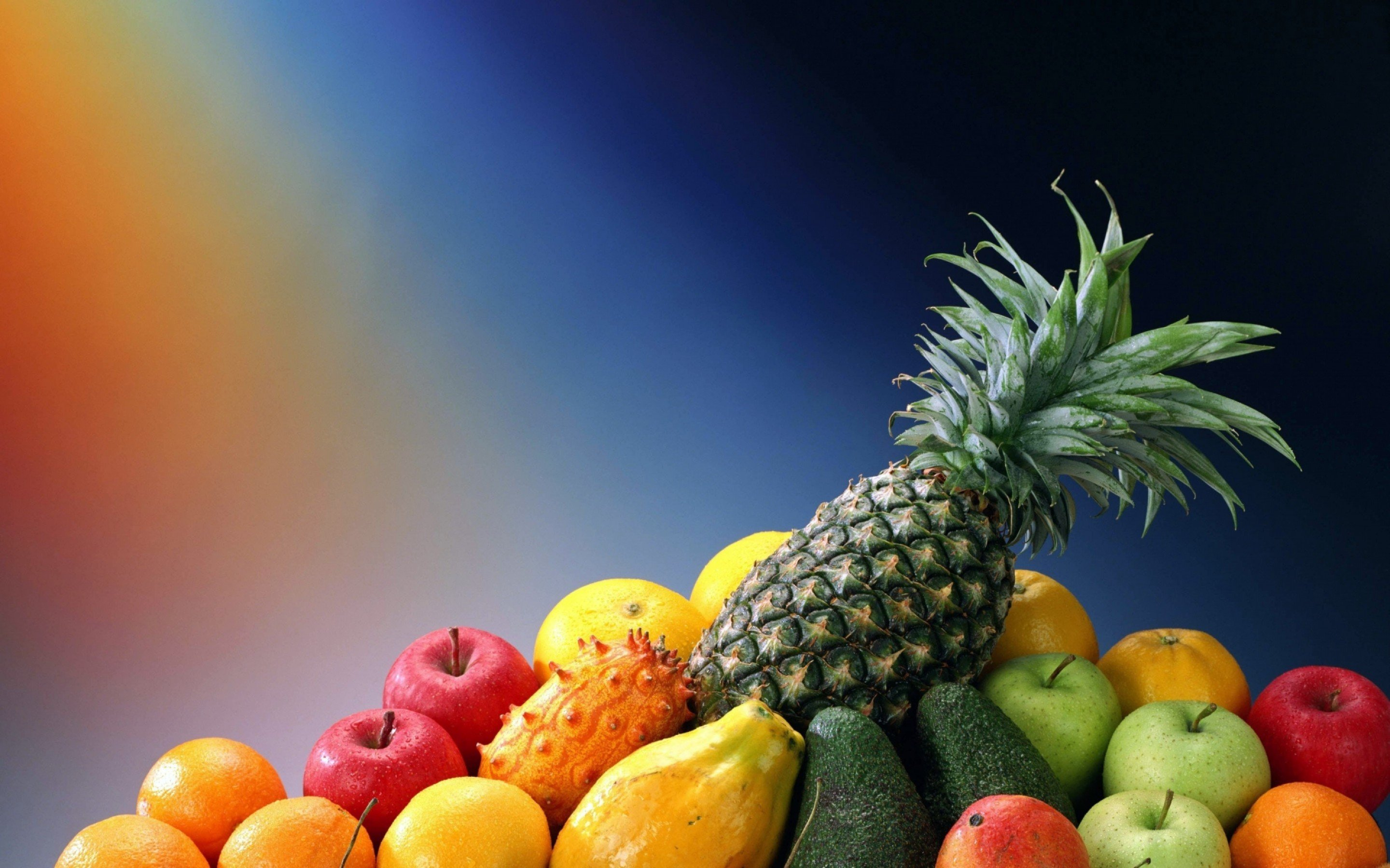 Exotic Fruits HD Wallpaper 2880x1800