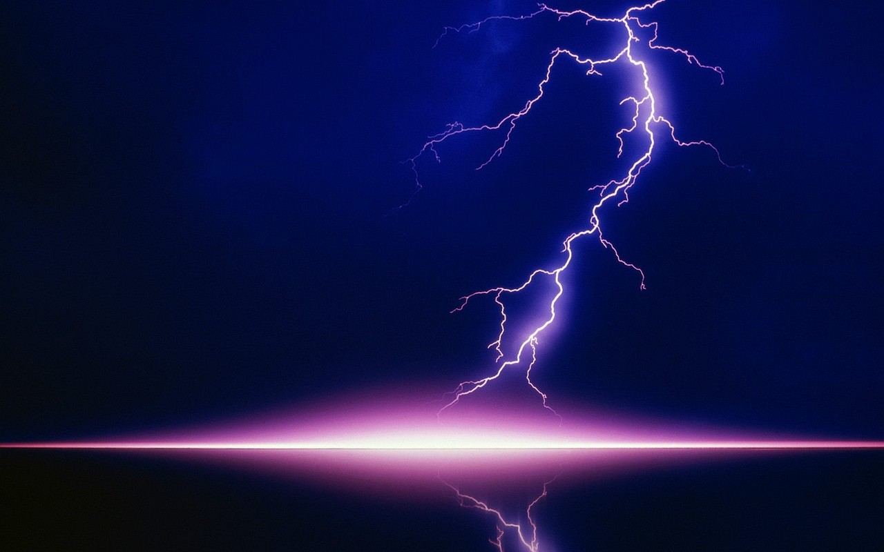 Beautiful Wallpapers For Desktop sky lightning wallpapers hd 1280x800