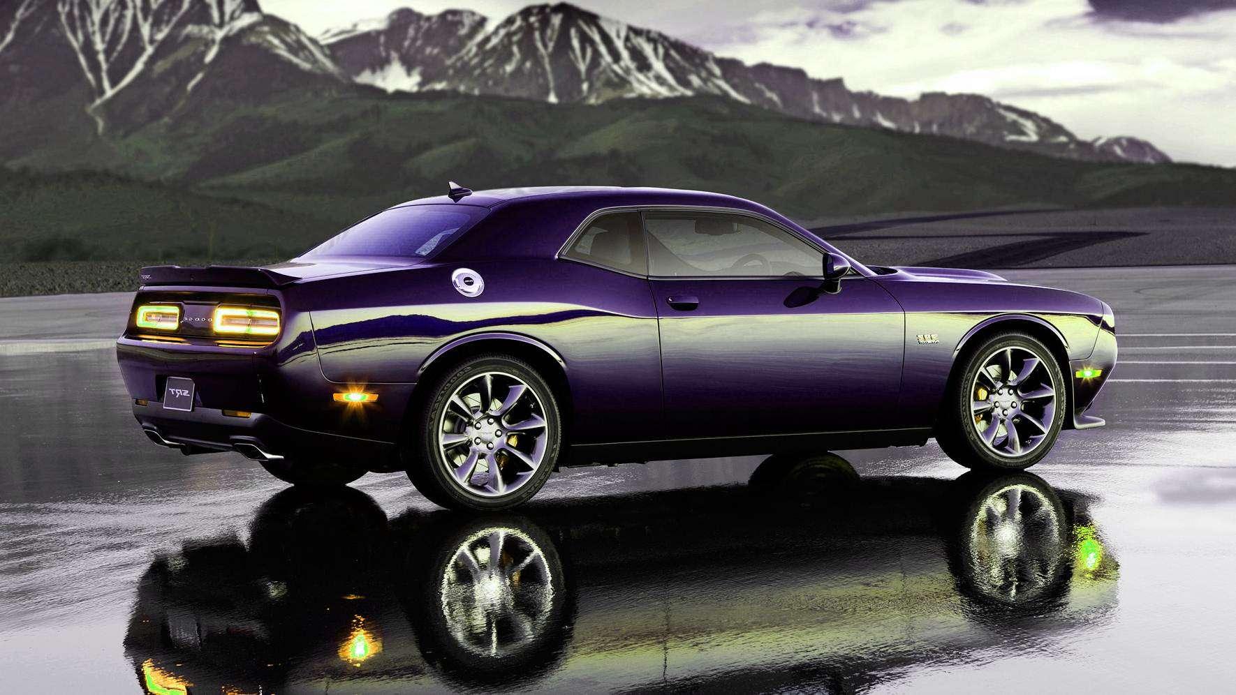 2016 Dodge Challenger Hellcat Wallpaper