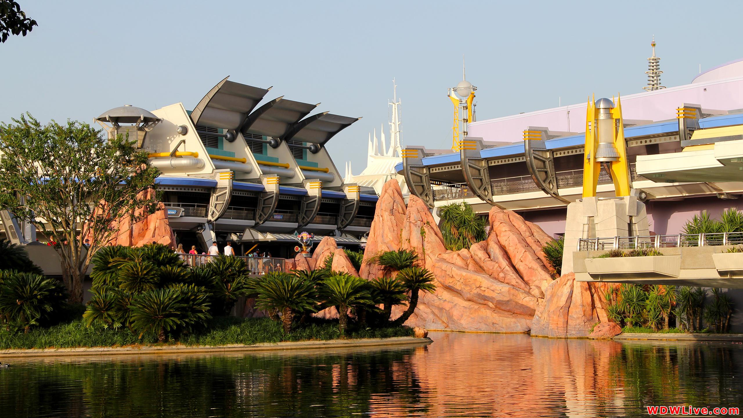 Tomorrowland Its a beautiful day to visit Tomorrowland 2560x1440