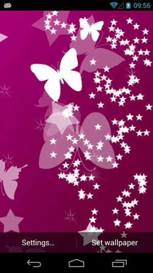 Butterflies Live Wallpaper for Android   Download 300x535