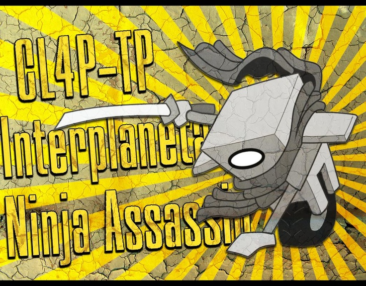 Borderlands claptrap 1024x800 Wallpaper 736x575