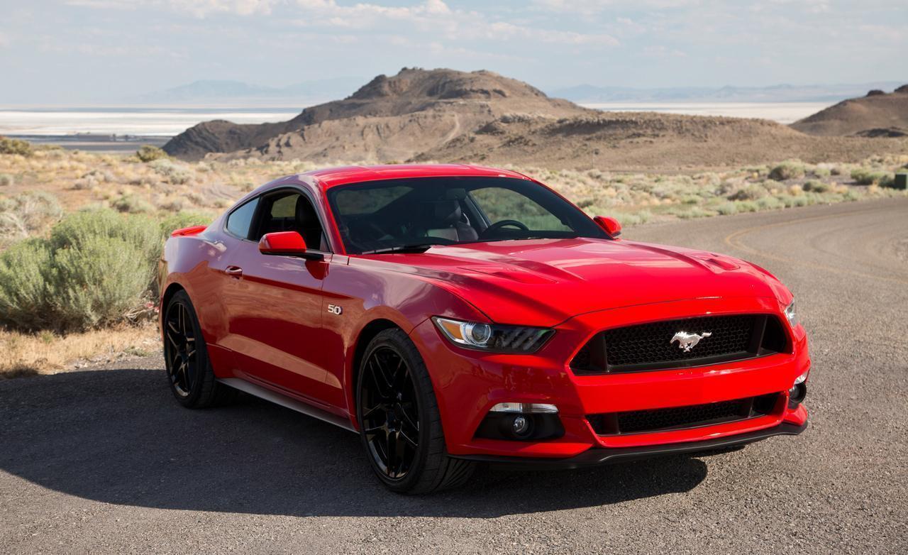 2015 Mustang Gt Wallpapers 1280x782