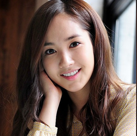 Those Beautiful Faces Park Min Young 470x465