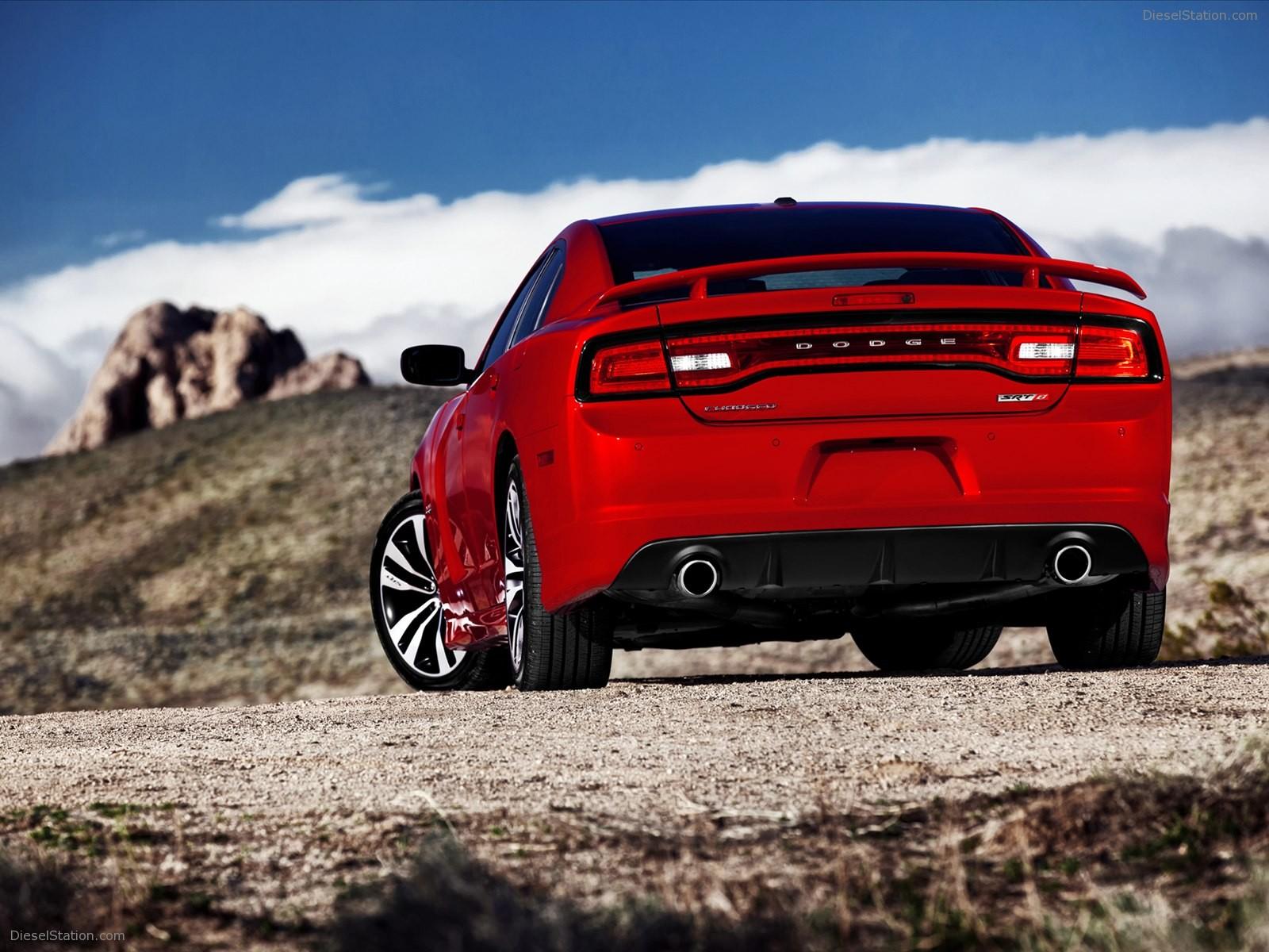 Home Dodge Dodge Charger SRT8 2012 1600x1200