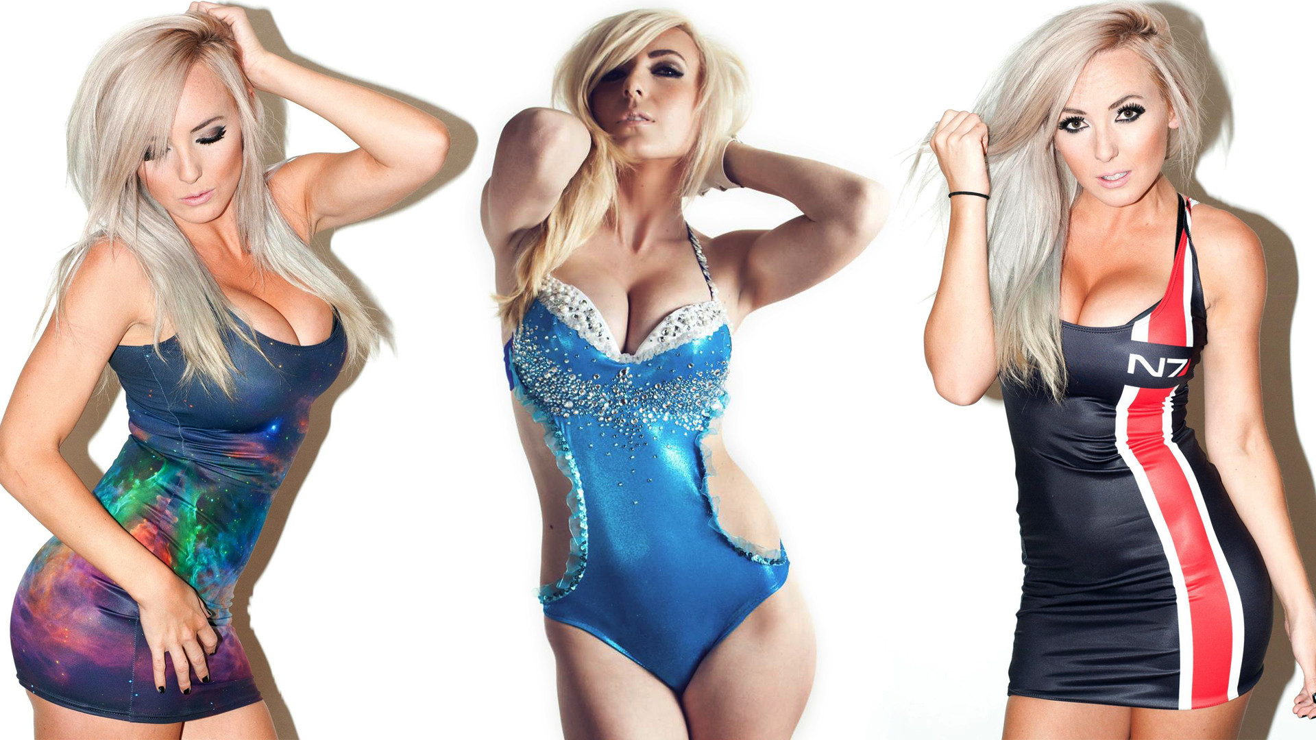 Awesome Pictures Jessica Nigri Super HD 27 Wallpapers 1920x1080