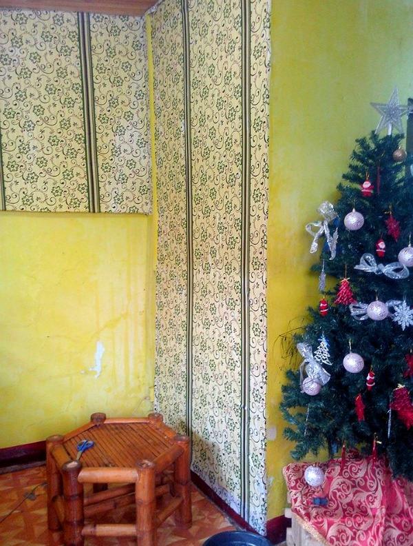 Fabric Wallpaper   Wallpaper alternative for apartment dwellers 600x792