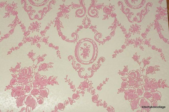 pink victorian wallpaper - photo #23