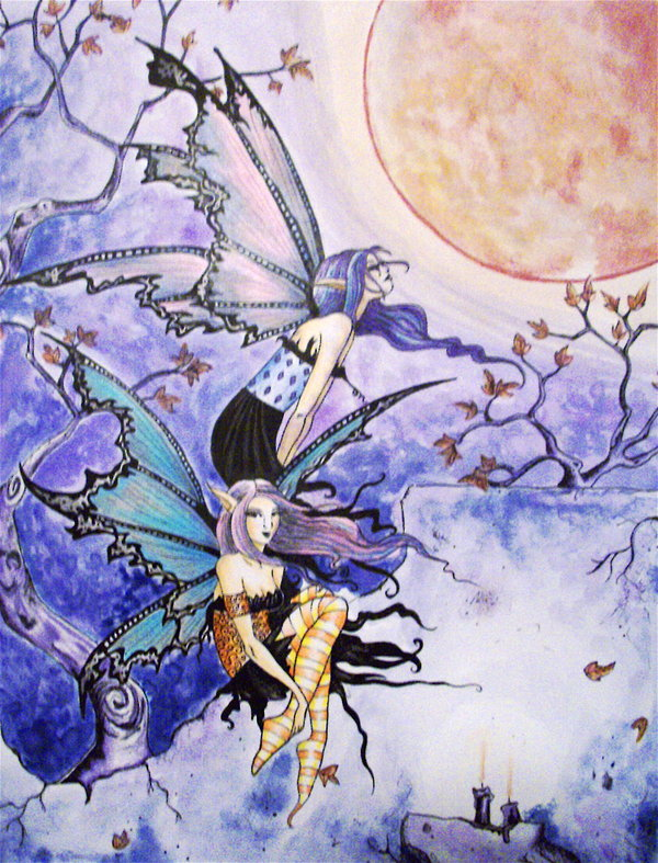 Autumn Fairy Amy Brown Wallpaper Amy brown fairies by 600x787