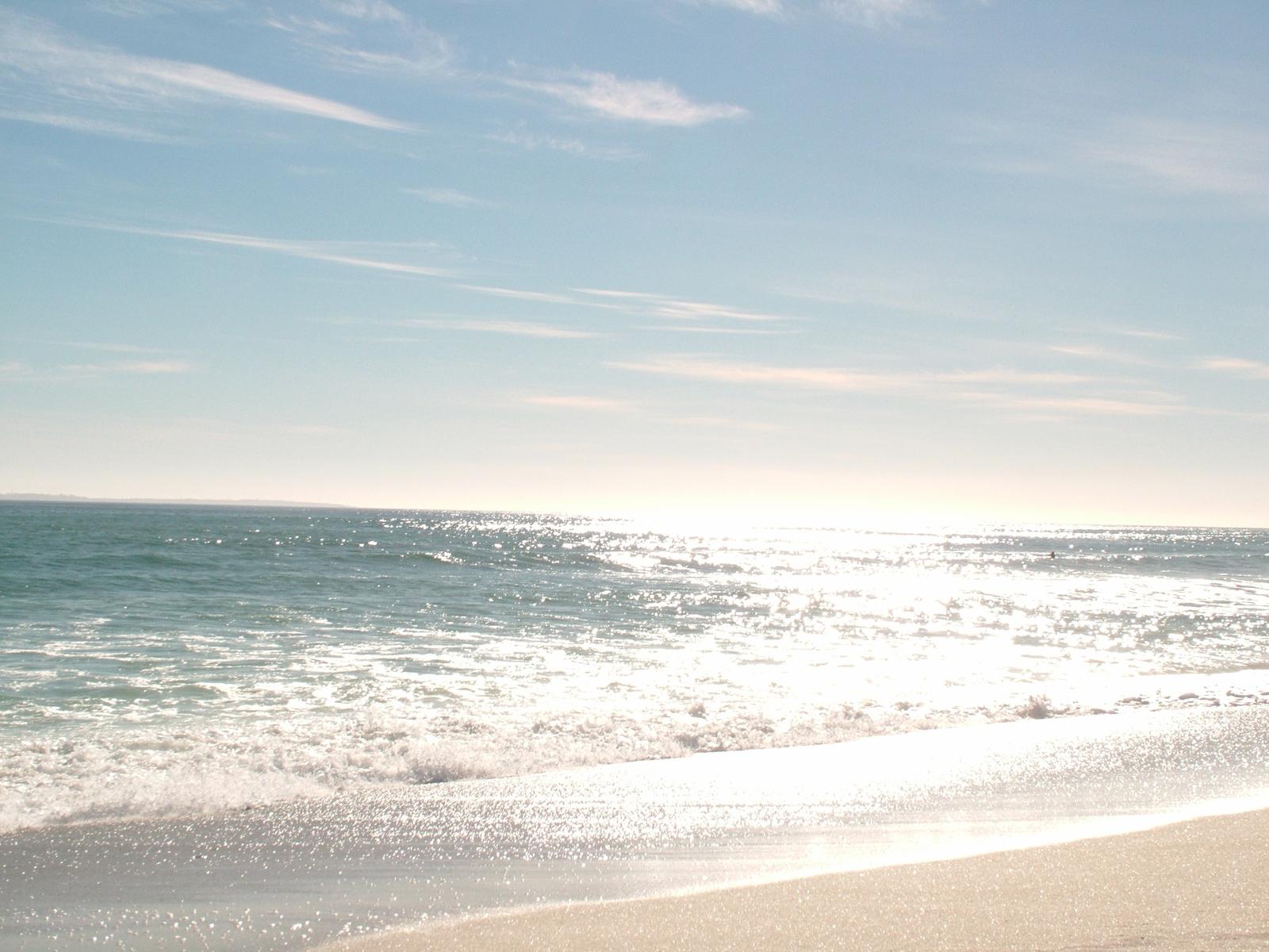Download desktop wallpaper Ocean Beach 1600x1200