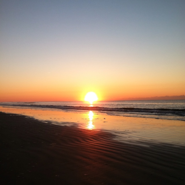 Sunset Beach North Carolina 640x640