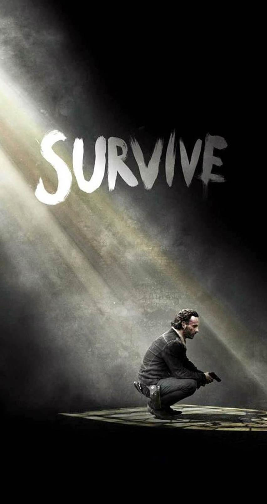 De gave serie The Walking Dead is afgelopen maandag weer begonnen 852x1608