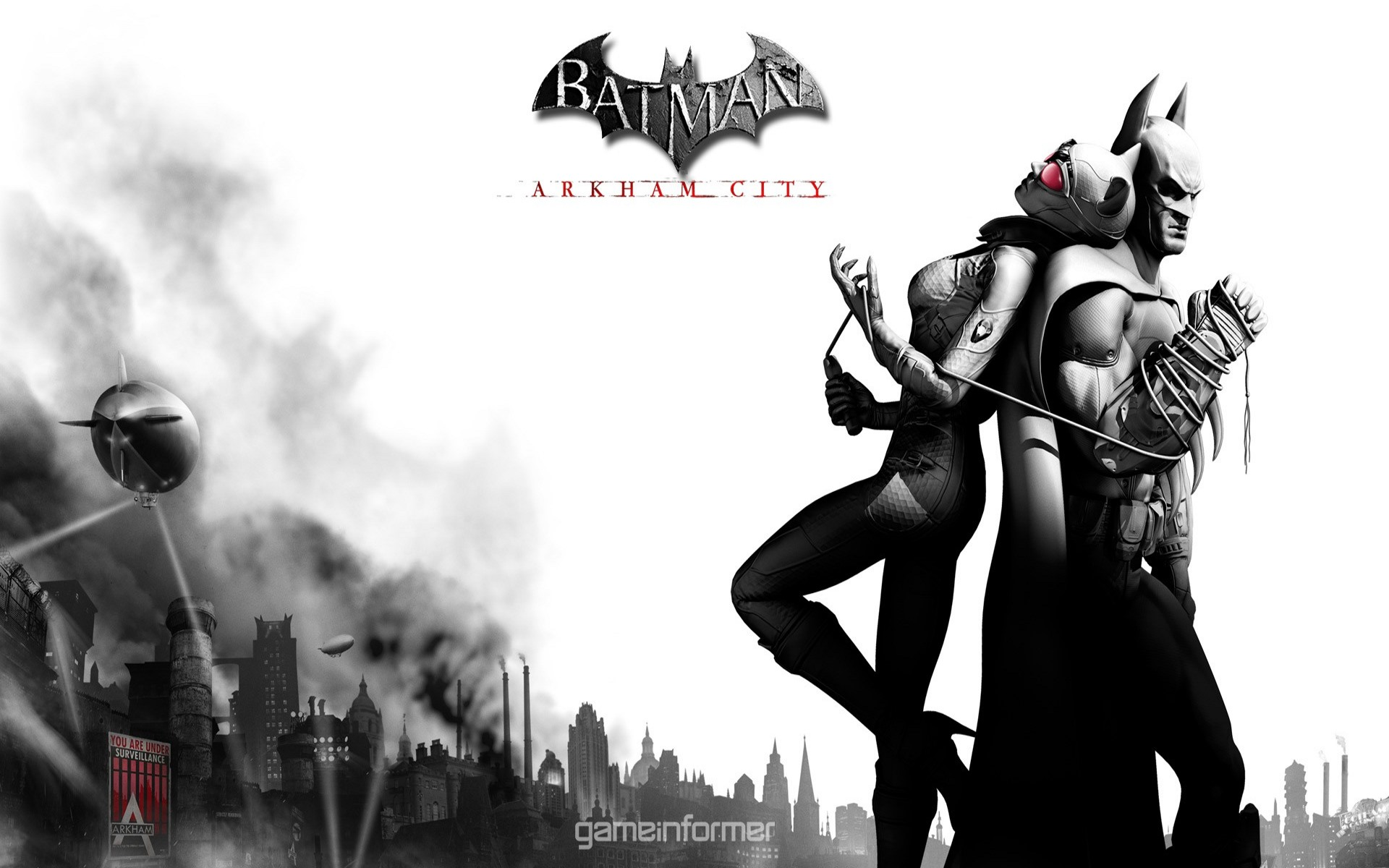 BatmaN Arkham City wallpapers BatmaN Arkham City stock photos 1920x1200