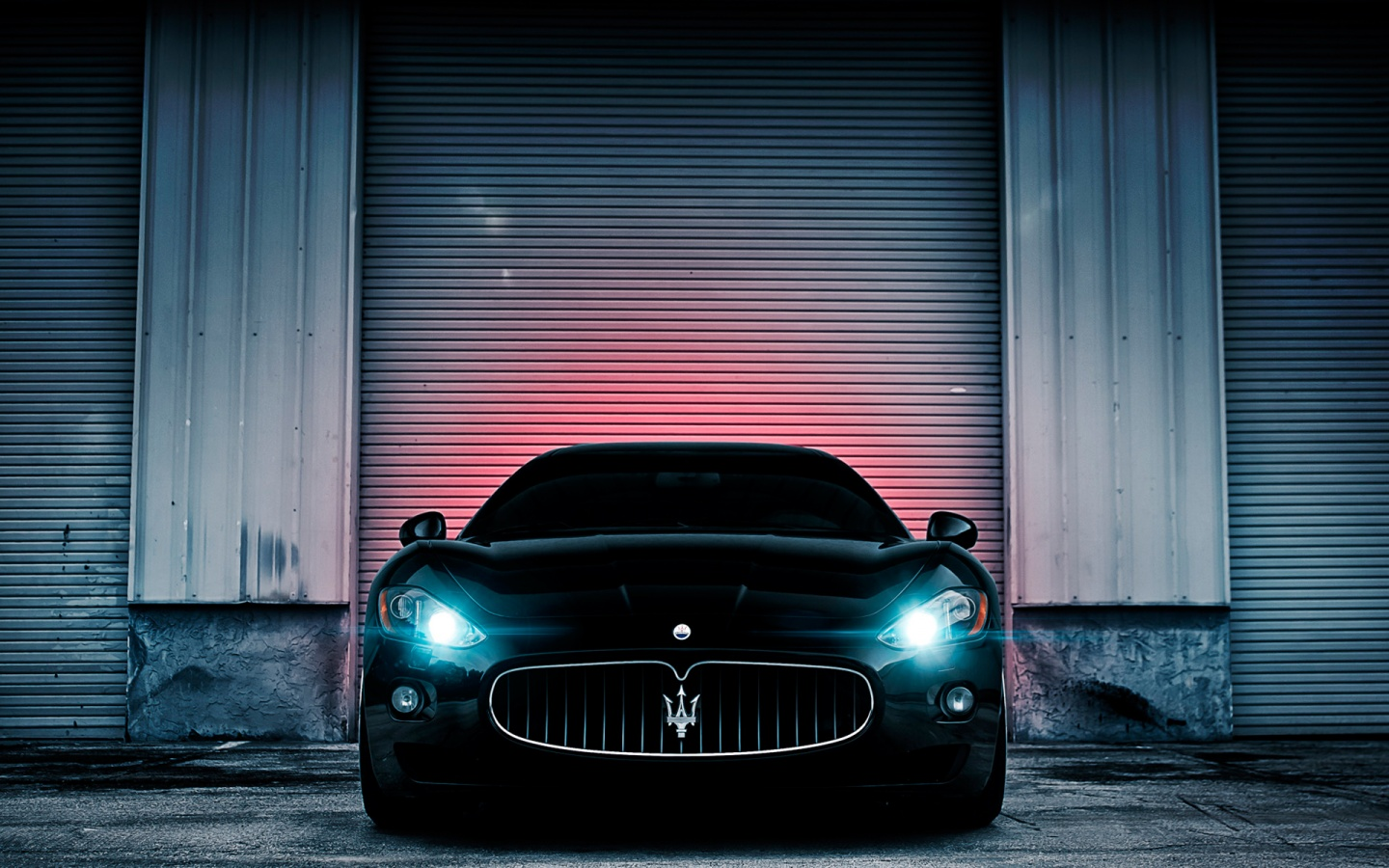 Maserati GT Wallpaper in 1440x900 Resolution 1440x900