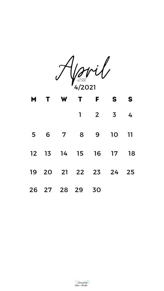 April 2021 wallpaper HD Calendar wallpaper Amazing facts for 563x1000