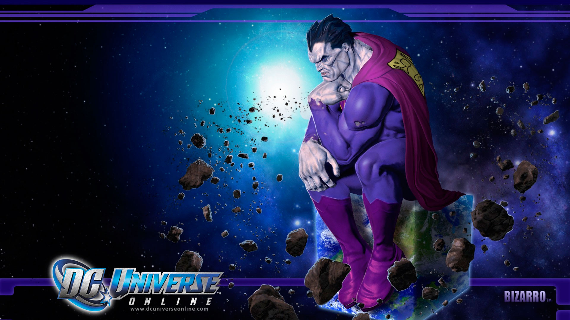 DC Universe Online Wallpapers in HD 1920x1080