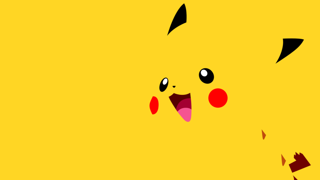 Pokemon Wallpaper   Pikachu by kennedyzak 1024x576
