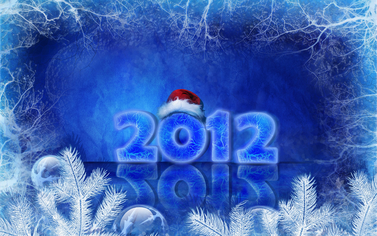 page size 1280x800 desktop wallpaper of happy new year 1280x800