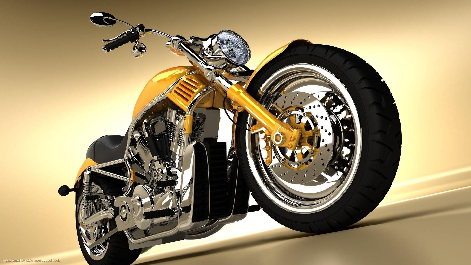 Harley Davidson Bikes Dekstop Wallpaper 2227 Wallpaper 1920x1080