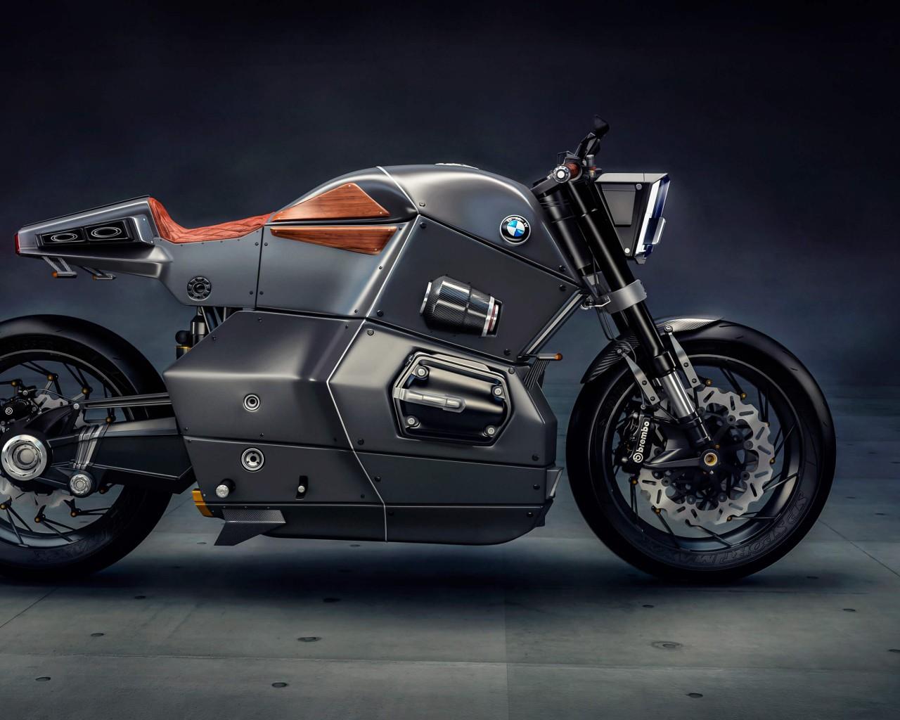 BMW M Bike Concept HD wallpaper for 1280 x 1024   HDwallpapersnet 1280x1024