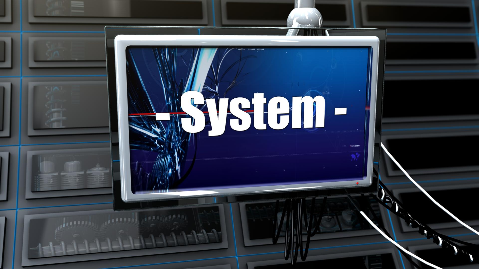 XBMC System 1080p by RaySpoint 1920x1080